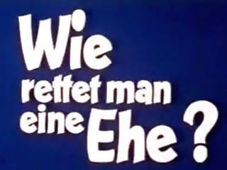Antique (1976) Wie Rettet Man Eine Ehe. P. Rhomberg Utter Lx931