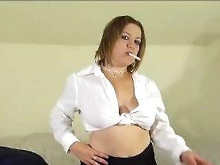 Smoking Kink Simpleness - Alhana Winter - Rottenstar Antique Flick
