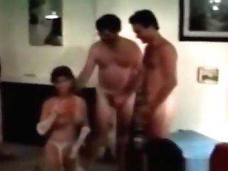 Gang-bang Archive Antique Orgy Soiree Mummy And Five Guys