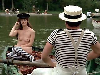 Miou Miou Nude (1982)