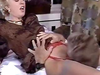 Chocolate Lady Tonguing