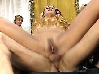 Retro Antique Euro Ass Fucking Orgy