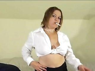 Smoking Kink Simpleness - Alhana Winter - Rottenstar Antique Flick